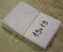 Lekárenské papierové vrecká 13x19 cm